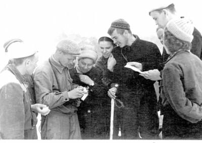 dyatlov and komolgorova 1956-57